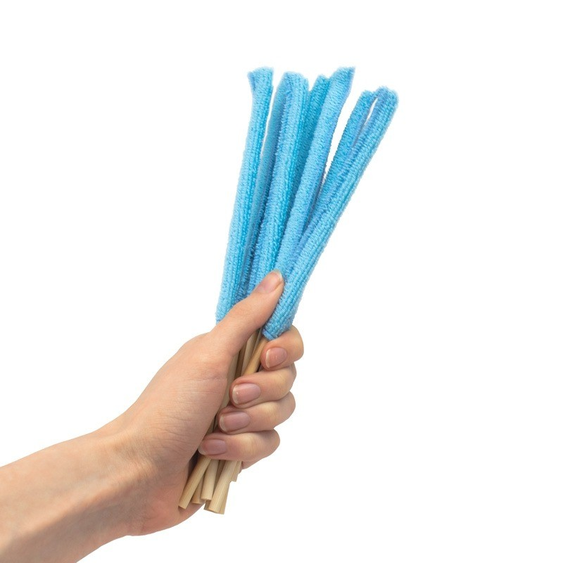 KYO microfiber towel drying sticks for onahole and pocket pussy