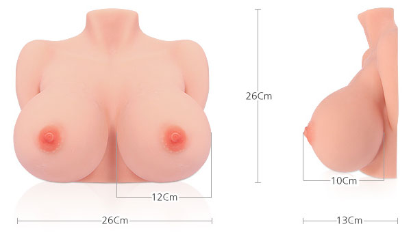 Dimensions Bouncing Titties F