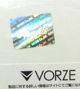 Vorze hologram